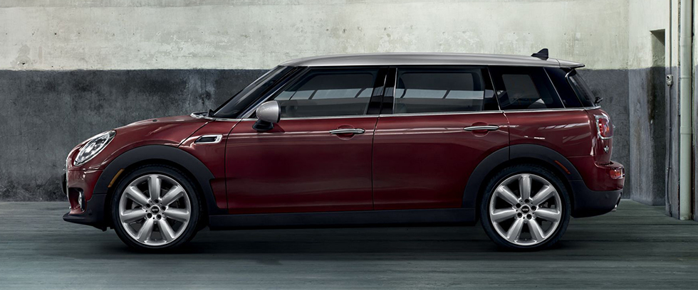 2017 Mini Clubman Appearance Main Img
