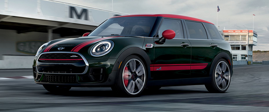2017 Mini Clubman Main Img