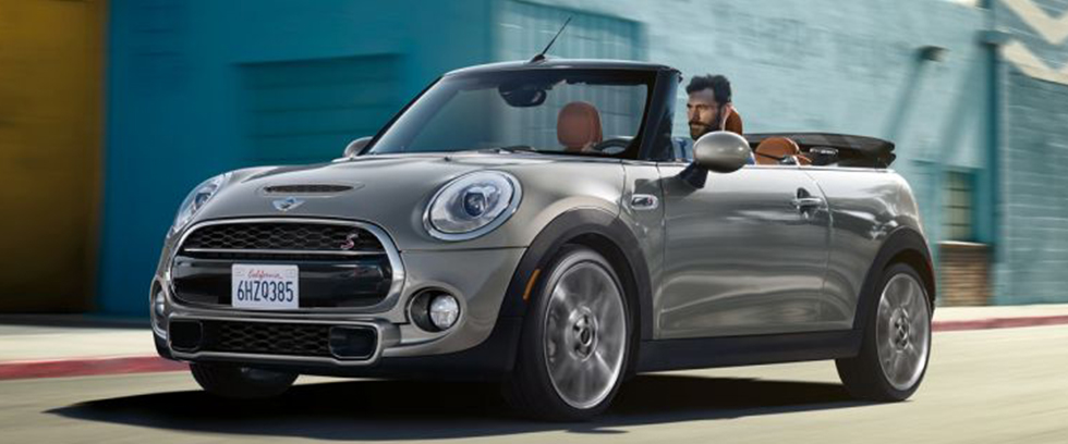 2017 Mini Convertible Appearance Main Img