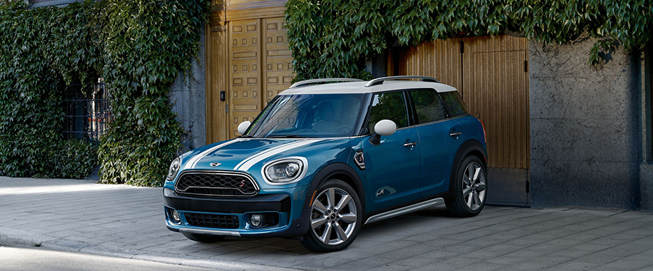 2017 Mini Countryman Main Img