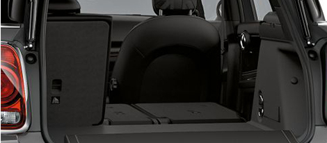 Split-Folding Rear Seats