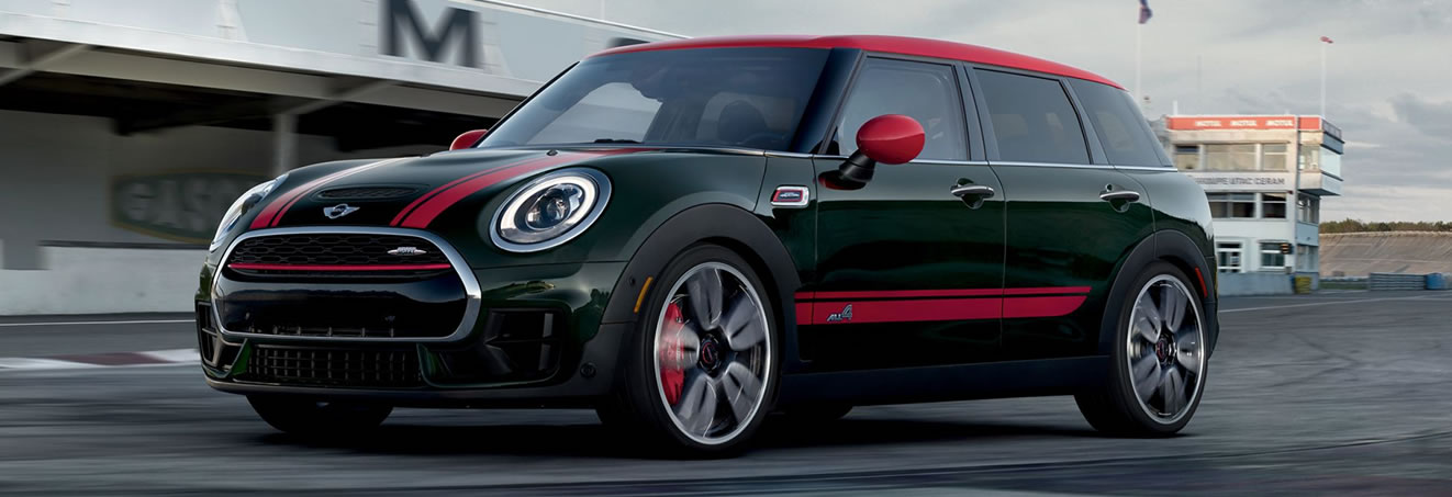 2018 Mini Clubman Appearance Main Img