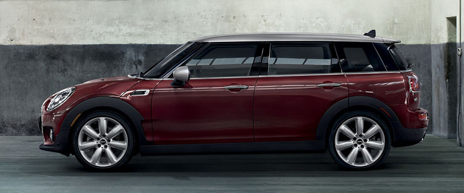 2018 Mini Clubman Main Img