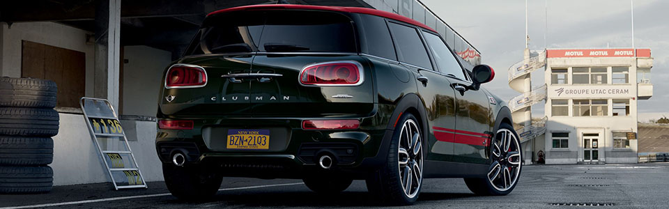 2018 Mini Clubman Safety Main Img