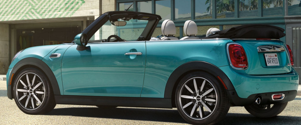 2018 Mini Convertible Appearance Main Img