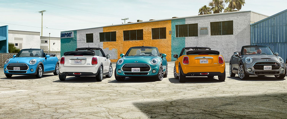 2018 Mini Convertible Main Img