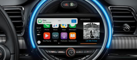 2019 MINI Convertible Apple Carplay