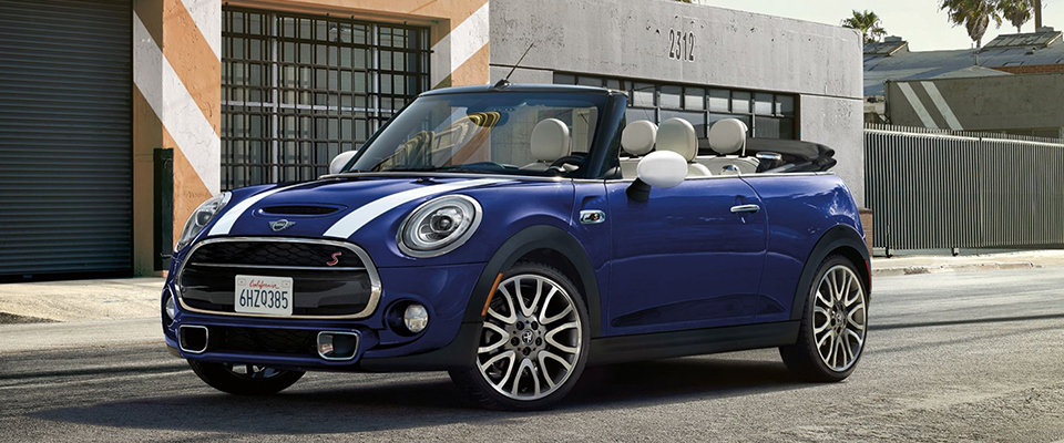 2019 MINI Convertible Main Img