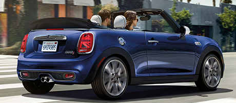 2019 MINI Convertible TwinPower Turbo Engines