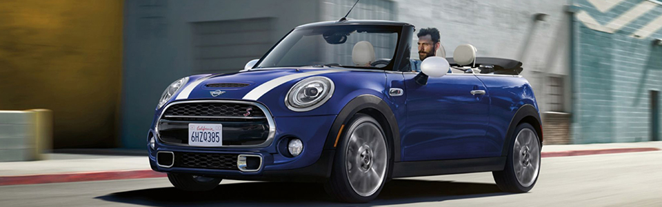 2019 MINI Convertible Safety Main Img