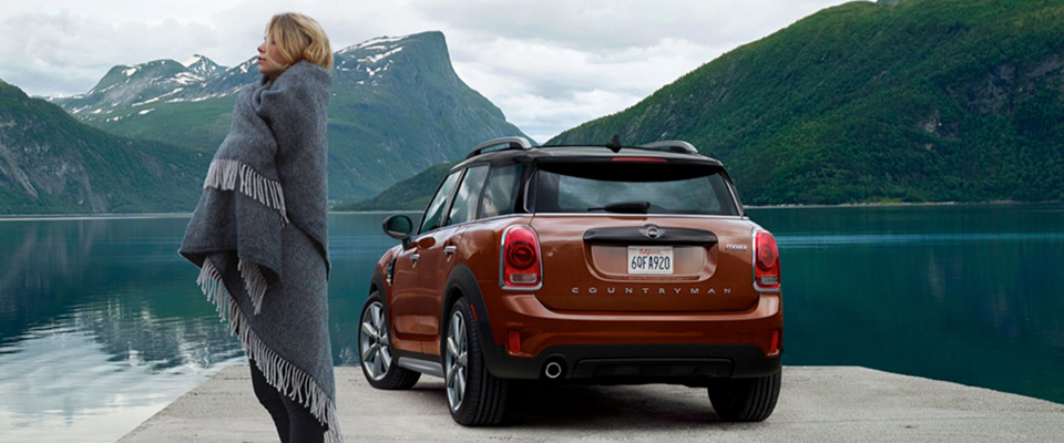 2019 Mini Countryman Appearance Main Img