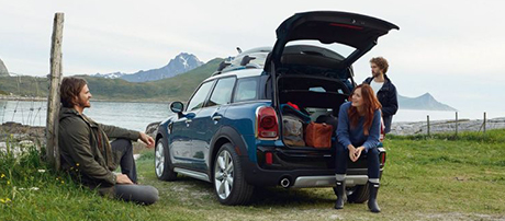 2019 Mini Countryman comfort