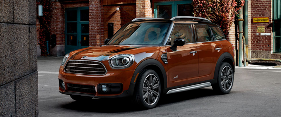 2019 MINI Countryman Main Img