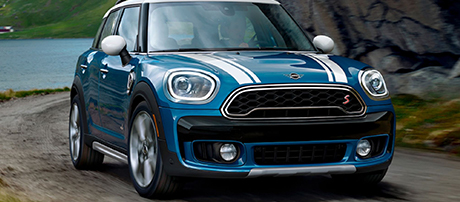 2019 MINI Countryman performance