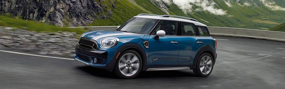 2019 Mini Countryman Safety Main Img