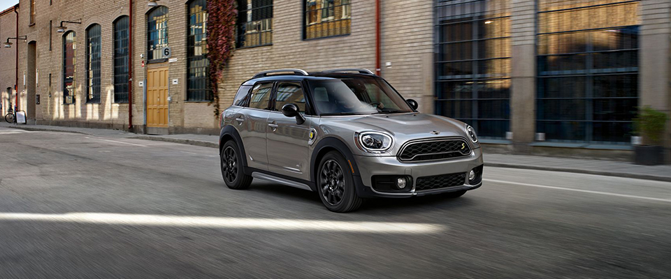 2019 Mini Plug-In Hybrid Appearance Main Img