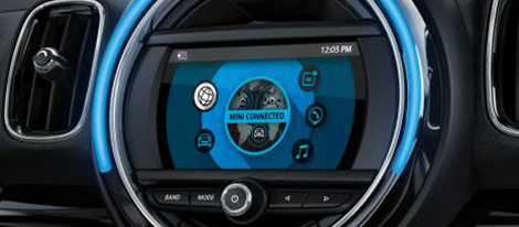 2019 MINI Plug-In Hybrid Bluetooth