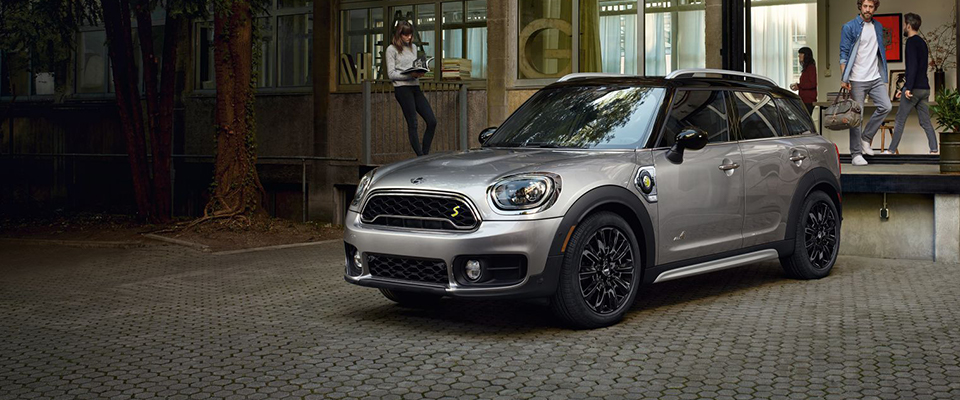 2019 Mini Plug-In Hybrid Main Img