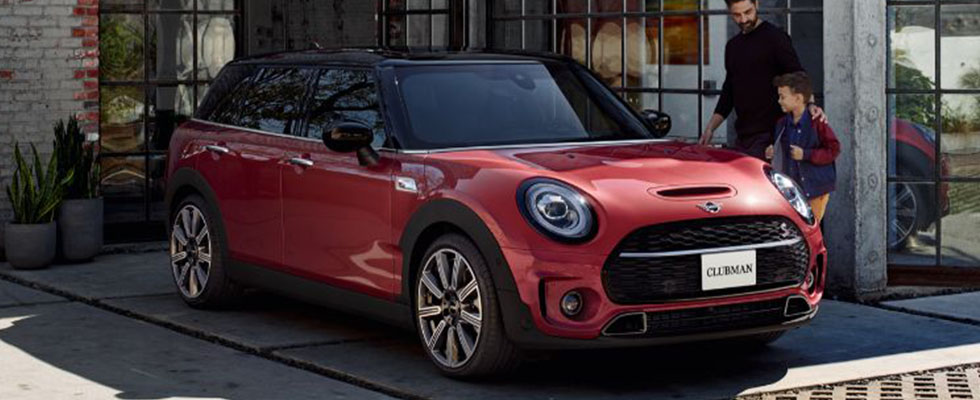 2020 MINI Clubman Main Img