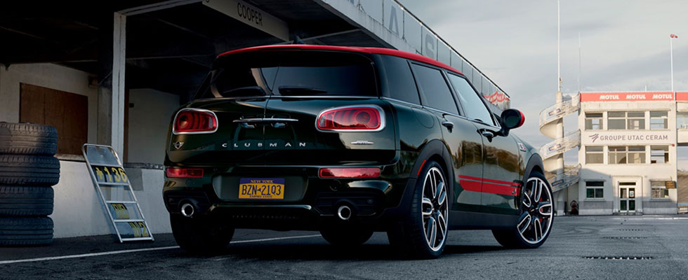 2020 MINI Clubman Safety Main Img