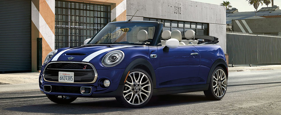 2020 Mini Convertible Main Img