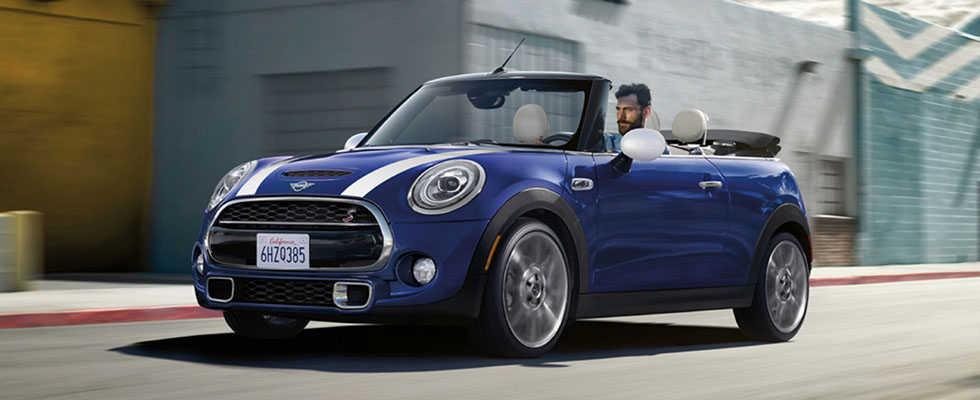 2020 Mini Convertible Safety Main Img