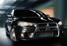 2013 Mitsubishi Lancer Evolution safety