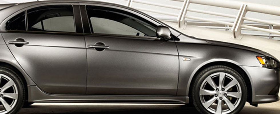2013 Mitsubishi Lancer Sportback Safety Main Img