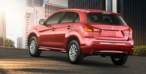 2013 Mitsubishi Outlander Sport performance