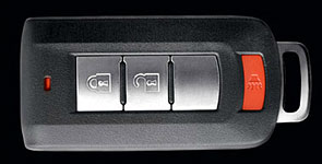 2013 Mitsubishi Outlander Sport safety