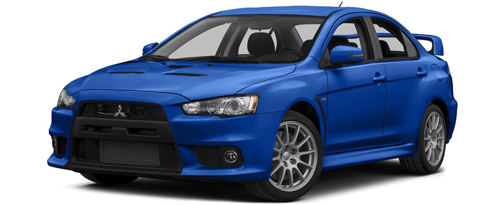 2014 Mitsubishi Lancer Evolution Appearance Main Img