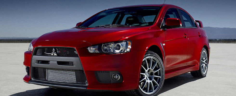 2014 Mitsubishi Lancer Evolution Safety Main Img