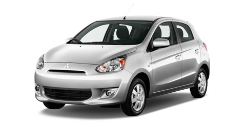 2014 MITSUBISHI Mirage for Sale in Quakertown, PA