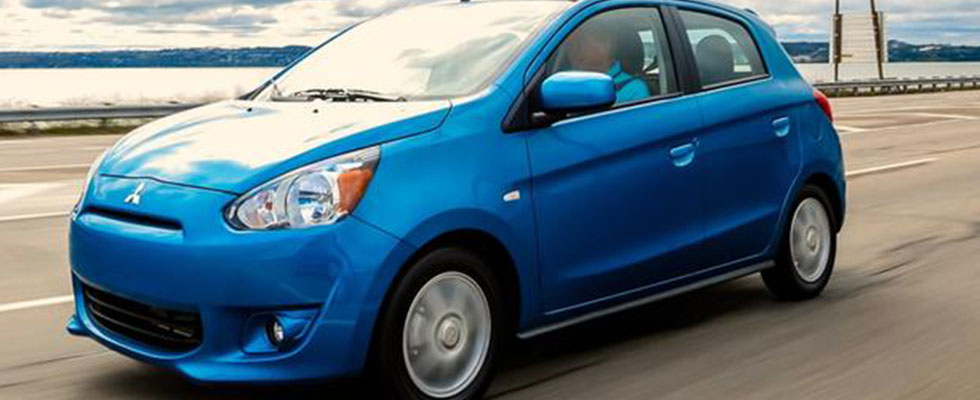 2014 MITSUBISHI Mirage Safety Main Img