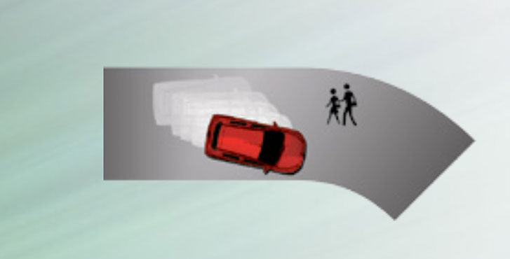 2014 MITSUBISHI Mirage safety