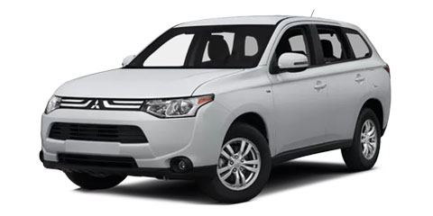 2014 MITSUBISHI Outlander for Sale in Quakertown, PA