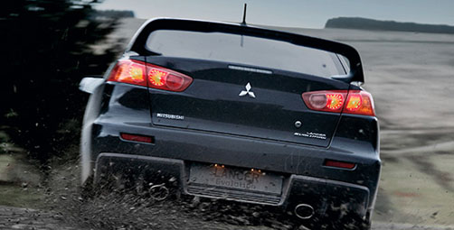 2015 Mitsubishi Lancer Evolution performance