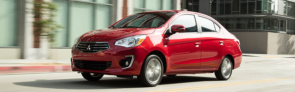 2017 Mitsubishi Mirage G4 Safety Main Img