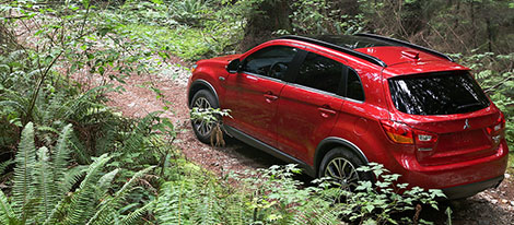 2017 MITSUBISHI Outlander Sport performance