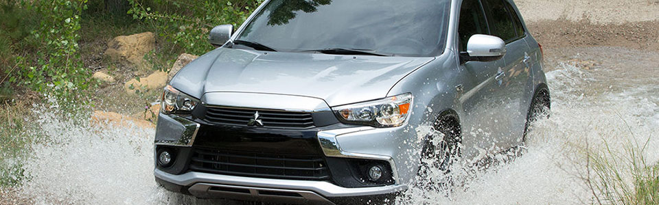 2017 MITSUBISHI Outlander Sport Safety Main Img