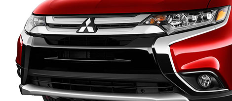 2017 Mitsubishi Outlander safety