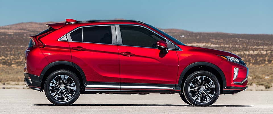 2018 Mitsubishi Eclipse Cross Appearance Main Img