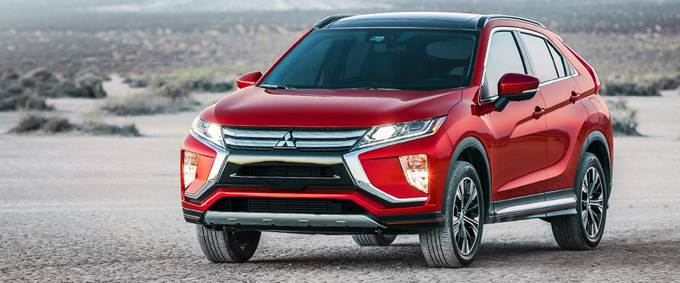2018 Mitsubishi Eclipse Cross Main Img