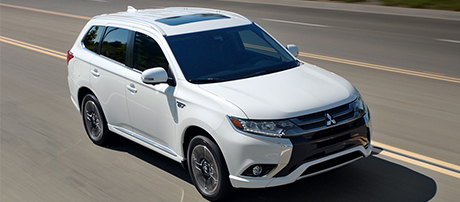 2018 MITSUBISHI Outlander Phev performance