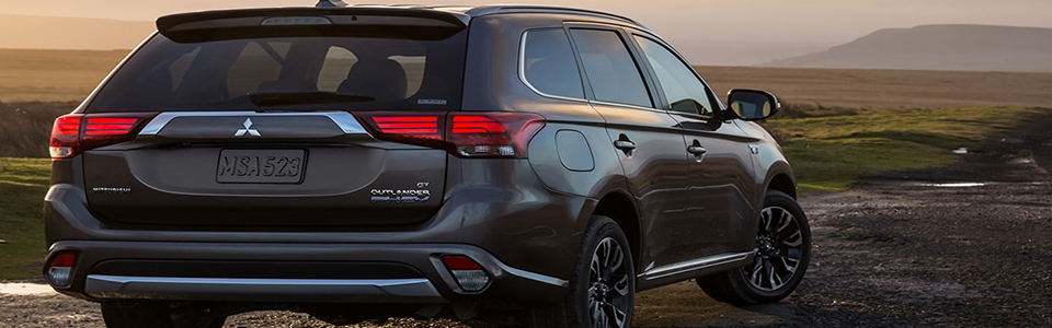 2018 Mitsubishi Outlander Phev Safety Main Img