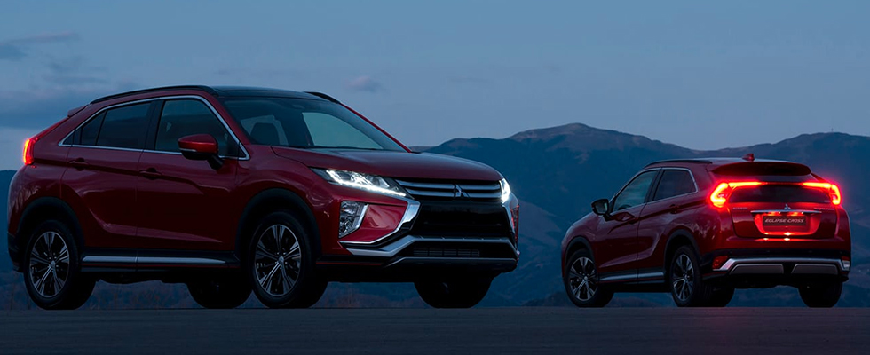2019 MITSUBISHI Eclipse Cross Appearance Main Img