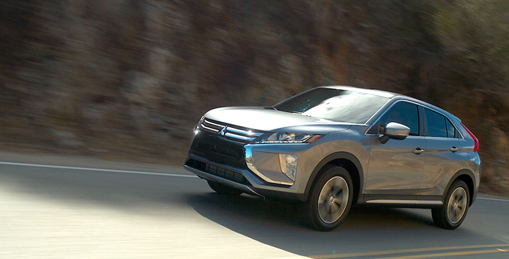 2019 MITSUBISHI Eclipse Cross performance