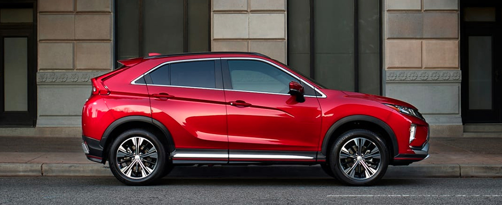 2019 MITSUBISHI Eclipse Cross Safety Main Img