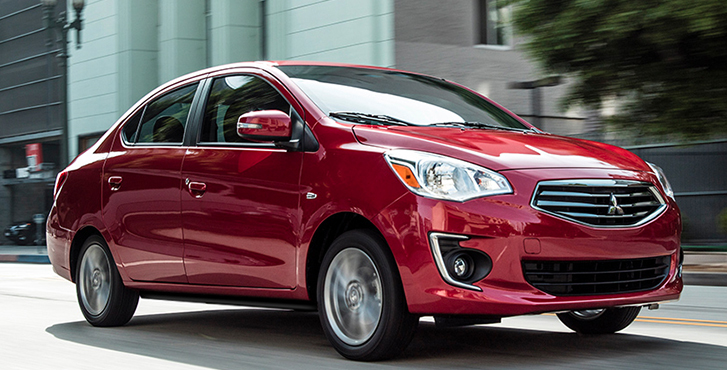 2019 Mitsubishi Mirage G4 safety