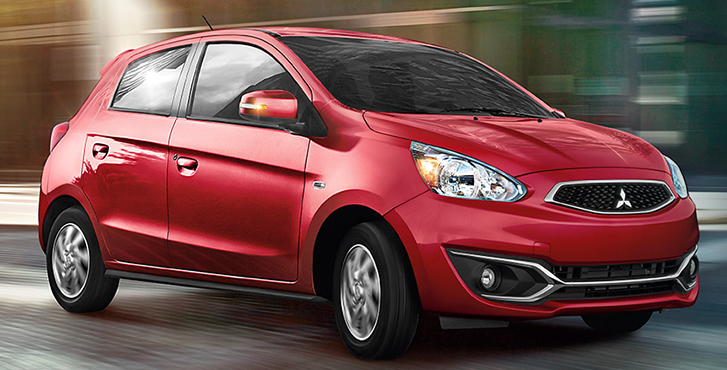 2019 Mitsubishi Mirage safety
